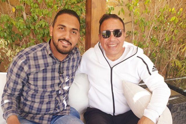 أيمن يونس ومحمد عراقى