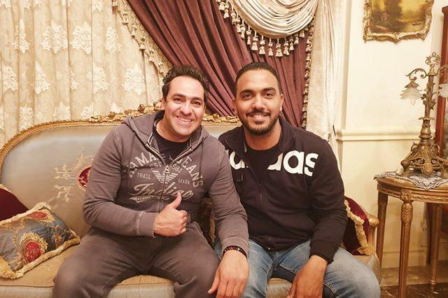 أمير عبد الحميد ومحمد عراقى