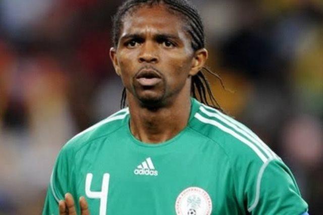 كانوا لاعب المنتخب نيجيريا