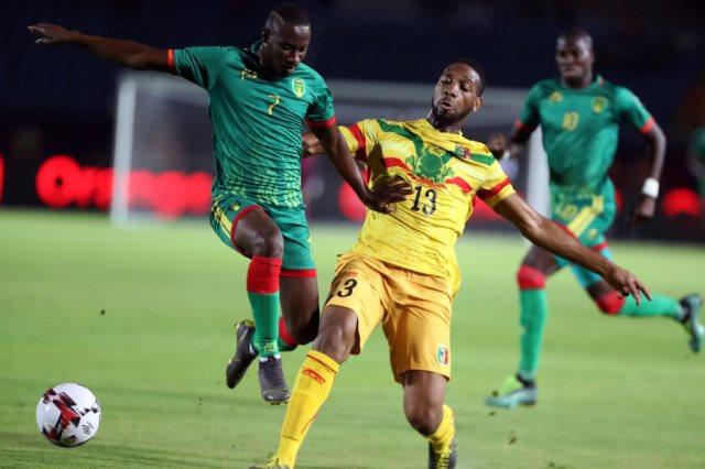 مباراة موريتانيا ومالي