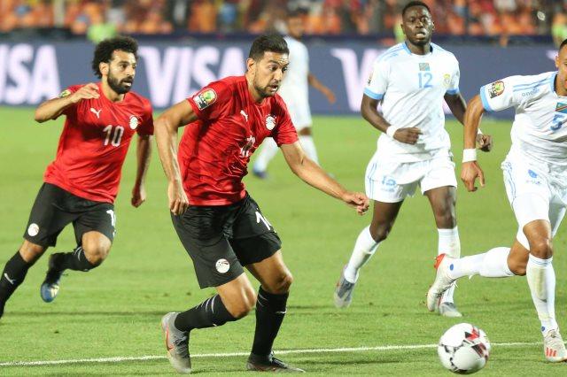 احمد حسن كوكا مهاجم منتخب مصر