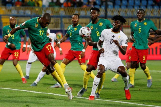 مشاهدة مباراة الكاميرون وغانا اليوم
