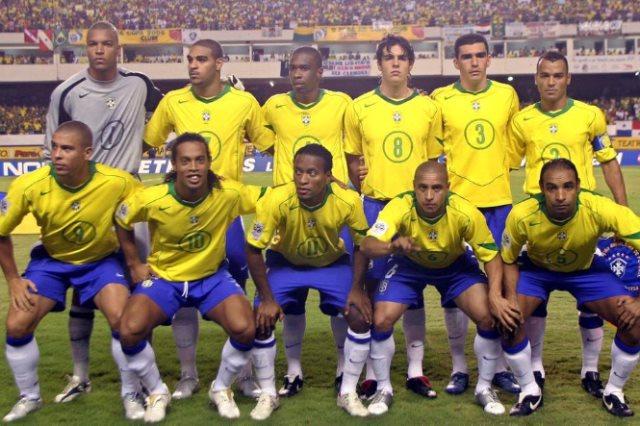 منتخب البرازيل 1998