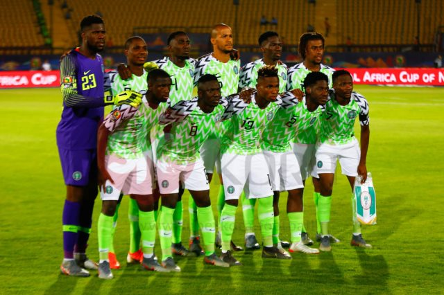منتخب نيجيريا الاولمبي