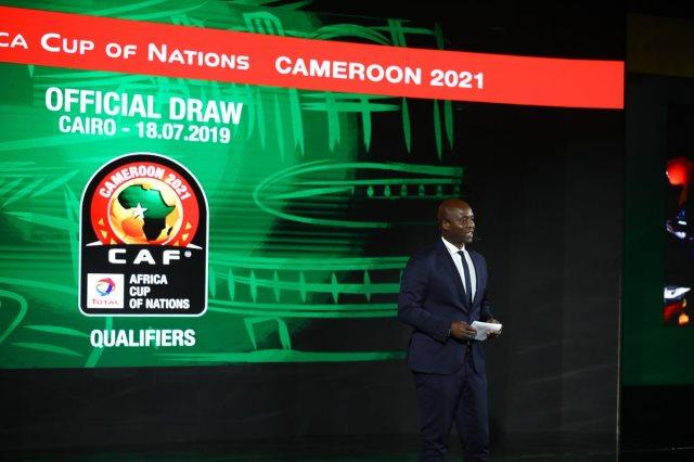 قرعة تصفيات أمم أفريقيا 2021