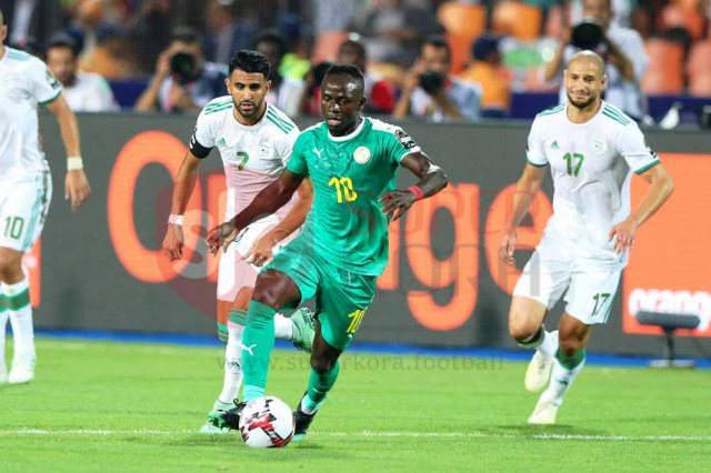 Senegal vs algeria