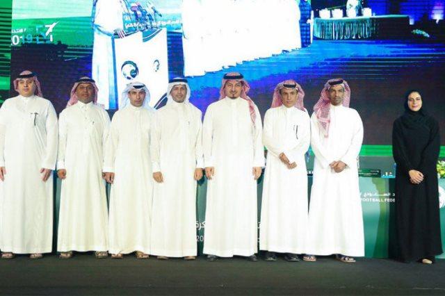 الأعضاء السعوديون بلجان الاتحاد الآسيوى
