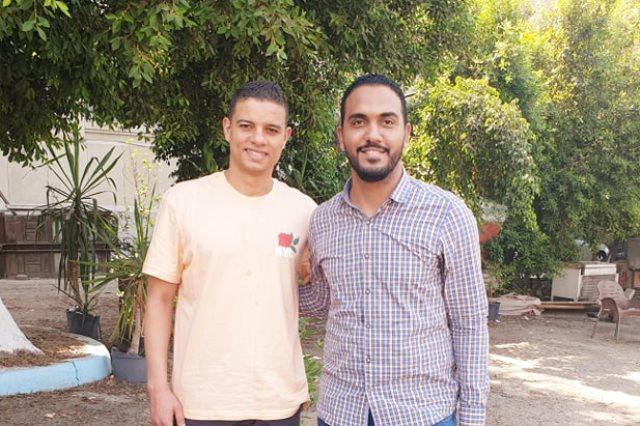 سعد سمير ومحمد عراقى