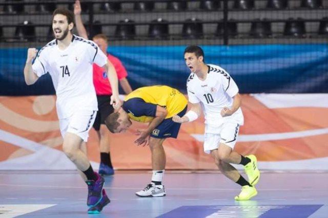 منتخب مصر لناشئين كرة اليد