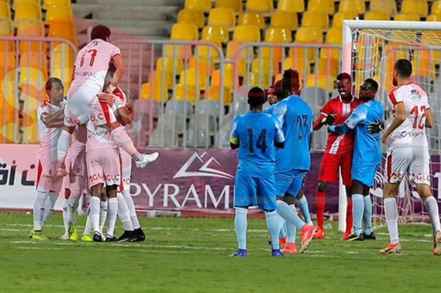 لحظة بلحظة.. الزمالك 0 ديكاداها 0 فى أبطال أفريقيا