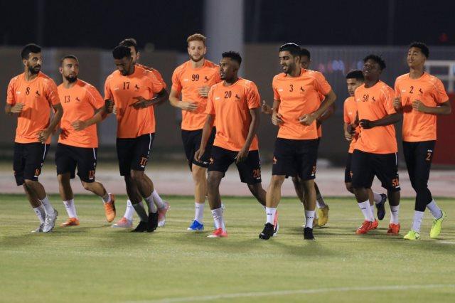 لاعبي الإتفاق السعودي