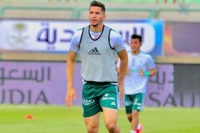 محمود وادي لاعب المصري البورسعيدي
