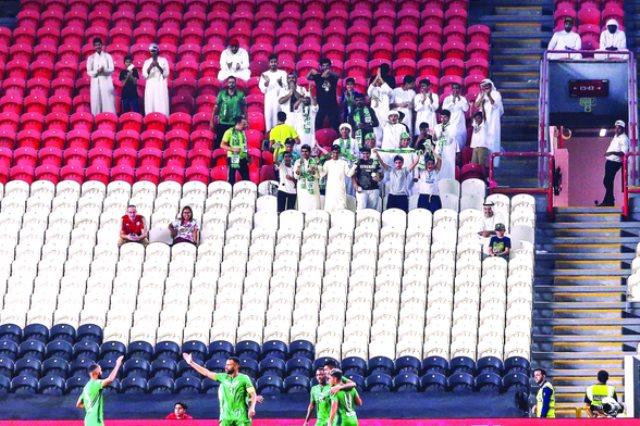 الحضور الجماهيري فى كأس الخليج العربى