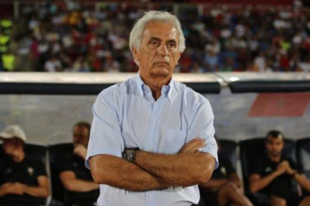 وحيد خاليلوزيتش، مدرب المنتخب المغربي