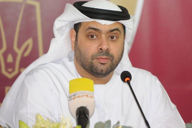 أحمد الرميثي رئيس شركة الوحدة الإماراتى