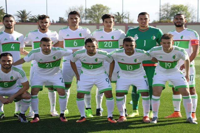 منتخب الجزائري المحلي