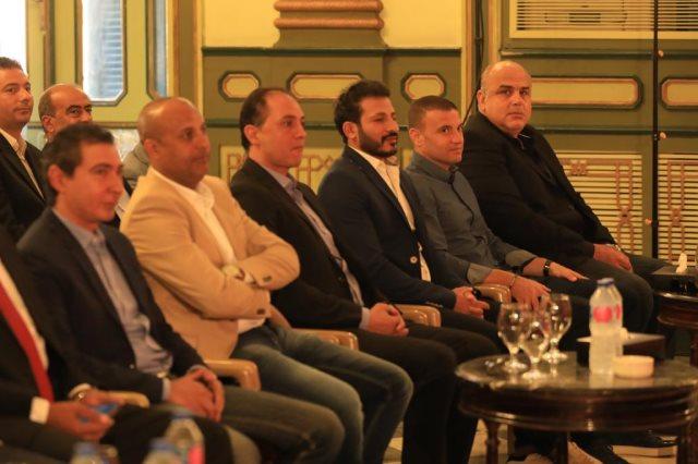 تشكيل جهاز منتخب مصر 2019 بقيادة حسام البدري