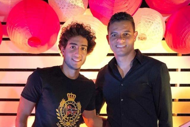 محمد هانى وسعد سمير