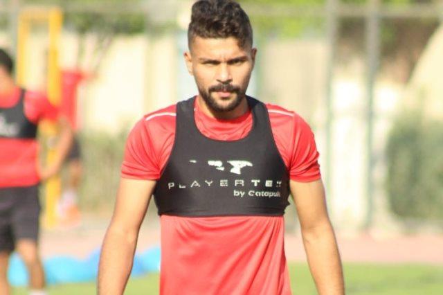 عمر حبشي لاعب اف سي مصر