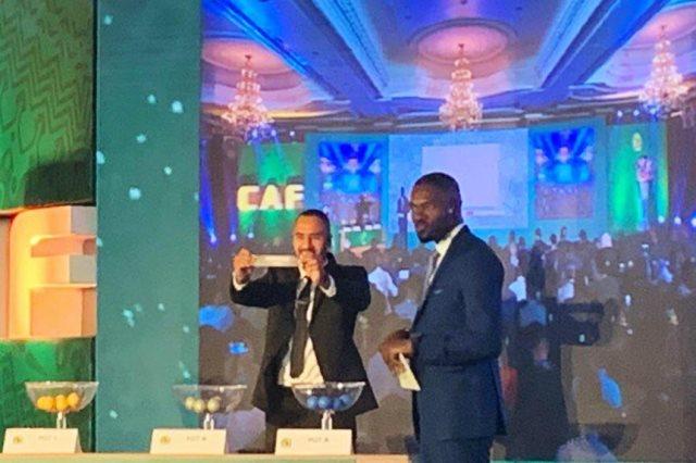 قرعة دوري ابطال افريقيا والكونفدرالية 2020