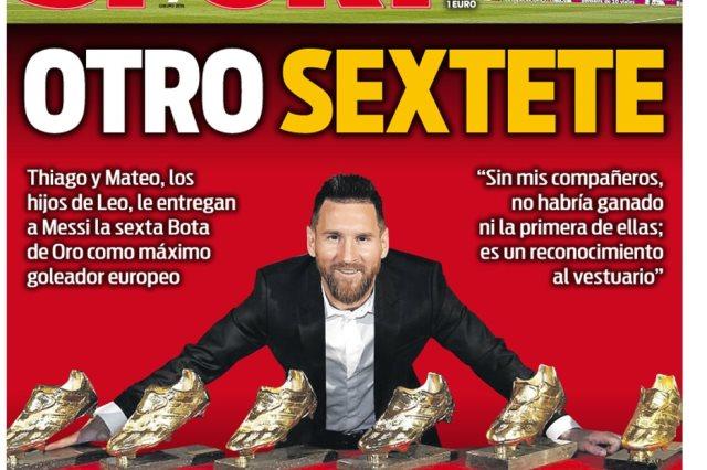 الصحف الإسبانية