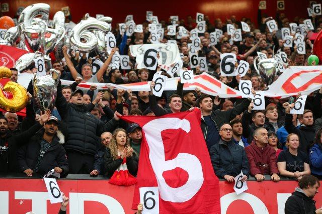 مان يونايتد ضد ليفربول