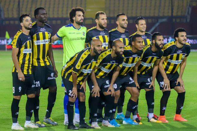 المقاولون العرب ضد طنطا..التشكيل الرسمي للفريقين فى مواجهة الدوري الممتاز