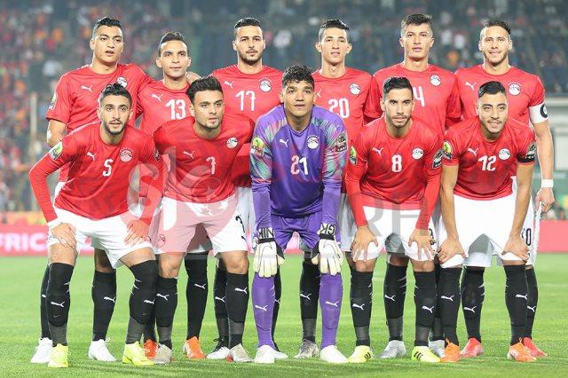 اهداف مباراة مصر ومالي اليوم