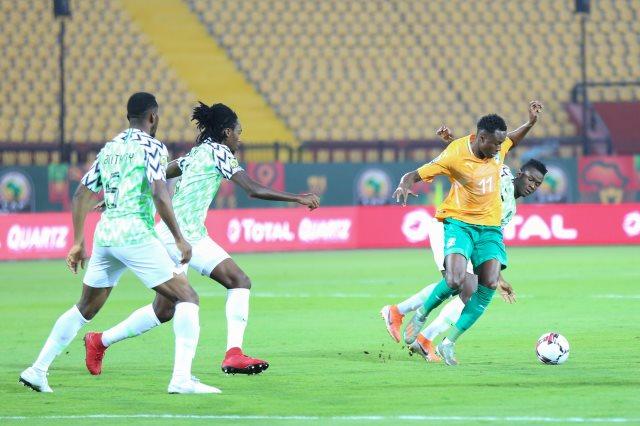 نيجيريا ضد كوت ديفوار