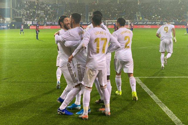 ترتيب الدوري الاسباني بعد مباريات السبت