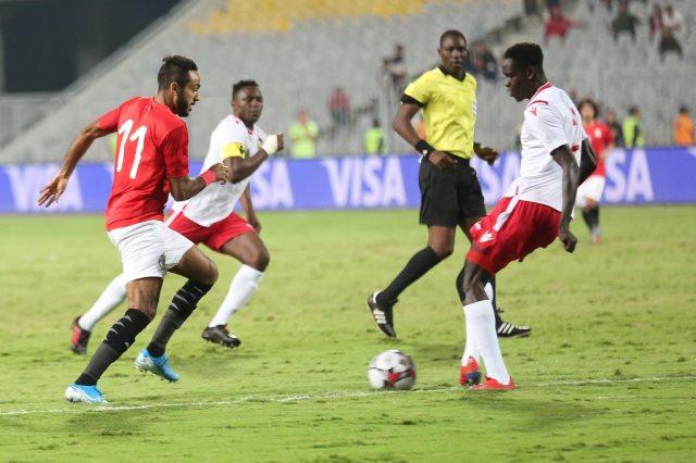 مشاهدة مباراة جزر القمر ضد منتخب مصر اليوم الاثنين في التصفيات الإفريقية الكاميرون 2021