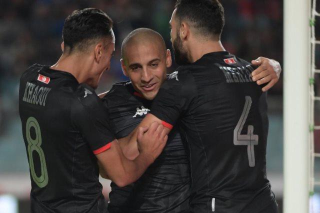 تونس ضد ليبيا