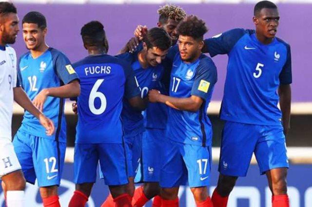 فرنسا ضد هولندا