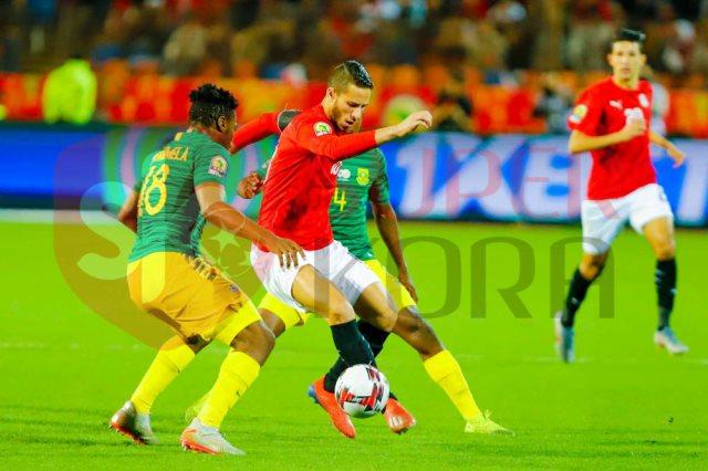 مصر ضد جنوب أفريقيا