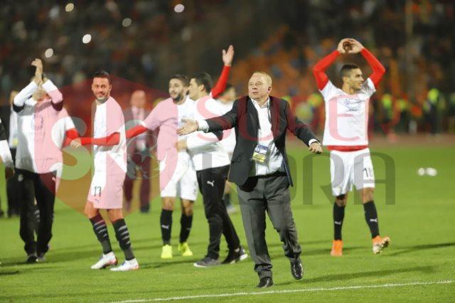 بث مباشر مباراة مصر ضد كوت ديفوار