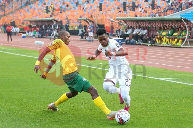 جنوب افريقيا ضد غانا