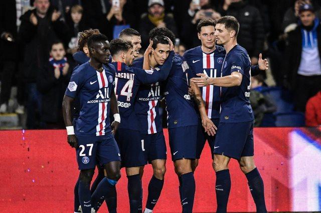 مباراة باريس سان جيرمان ومونبيليه - سوبر كورة