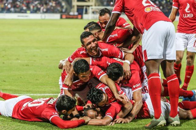 الأهلى يواجه بنى سويف فى كأس مصر - سوبر كورة