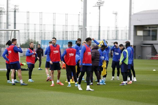 برشلونة ضد إنتر ميلان