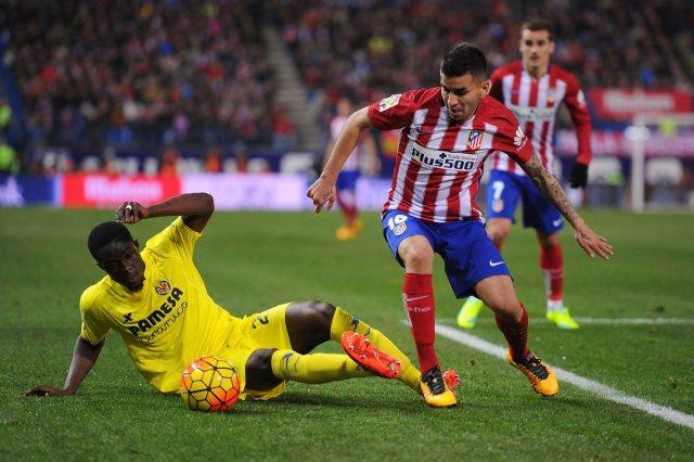 فياريال ضد اتلتيكو مدريد