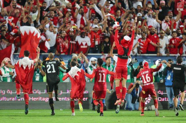 منتخب البحرين الفائز بلقب كاس الخليج العربي خليجي 24