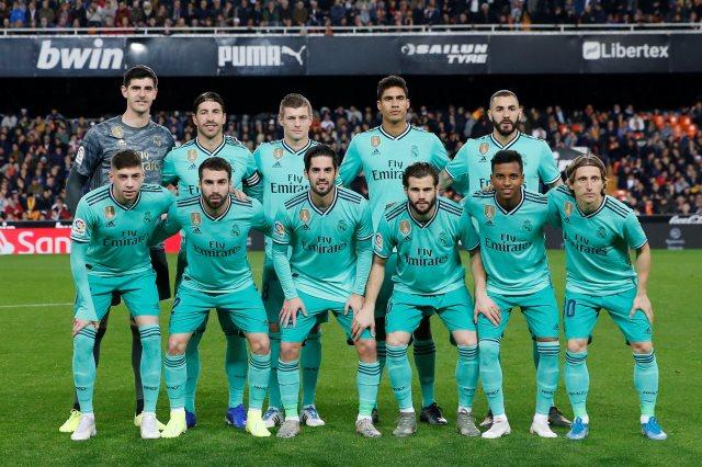 ريال مدريد ضد اتلتيك بيلباو
