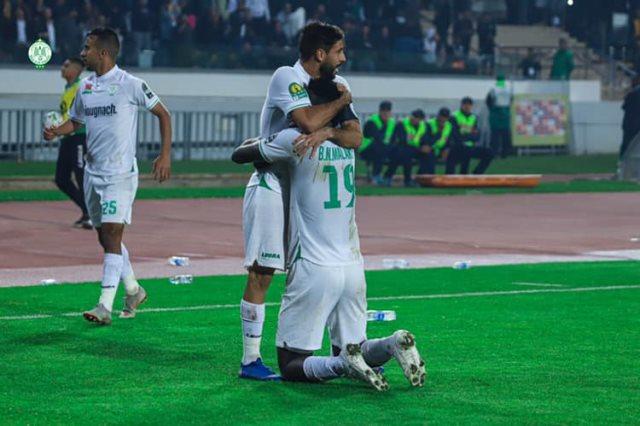 الرجاء البيضاوي المغربي