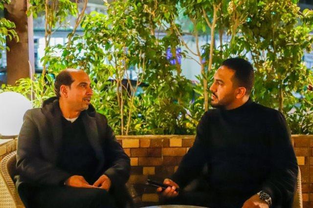 أحمد كشري ومحمد عراقي