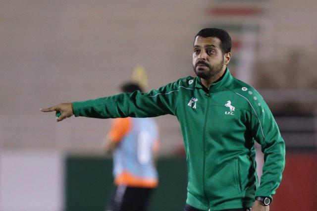 المدرب خالد العطوي