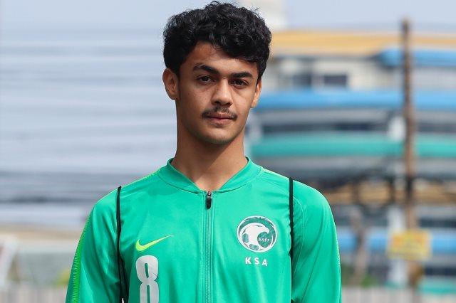 الأولمبي السعودي إلى راجامانجالا لمواجهة أوزبكستان تحت 23 عاما فى  نصف نهائى كأس آسيا تحت 23