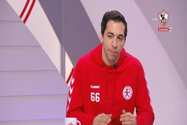 أحمد الأحمر: نعانى بسبب التجاهل الإعلامى واليد لعبة شعبية - سوبر كورة