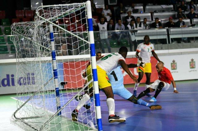 أهداف وملخص مباراة مصر ضد غينيا ببطولة أفريقيا لكرة الصالات