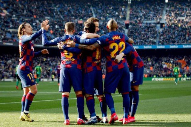 برشلونة مهدد بخسارة أكثر من 100 مليون يورو