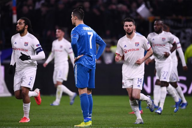 ليون ضد يوفنتوس.. أهداف وملخص المباراة المثيرو وسقوط السيد العجوز